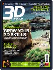 3D World (Digital) Subscription January 12th, 2011 Issue
