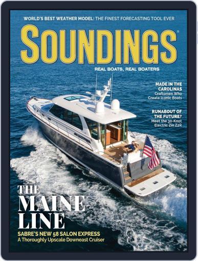 Soundings June 1st, 2020 Digital Back Issue Cover
