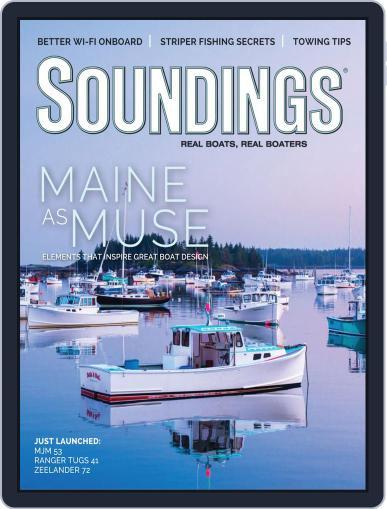 Soundings September 1st, 2019 Digital Back Issue Cover