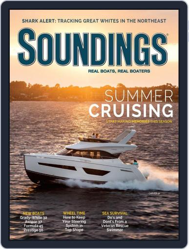 Soundings August 1st, 2019 Digital Back Issue Cover