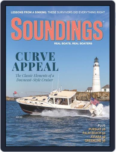 Soundings July 1st, 2019 Digital Back Issue Cover