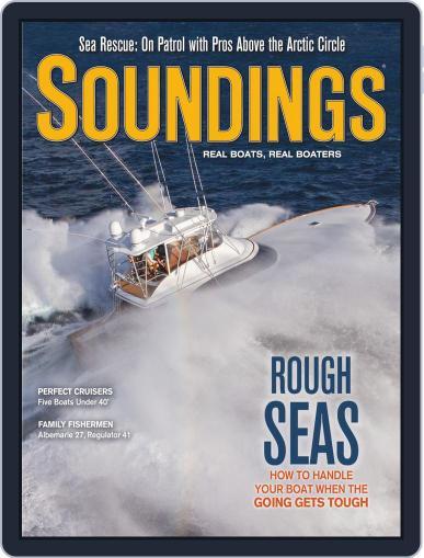 Soundings February 1st, 2019 Digital Back Issue Cover