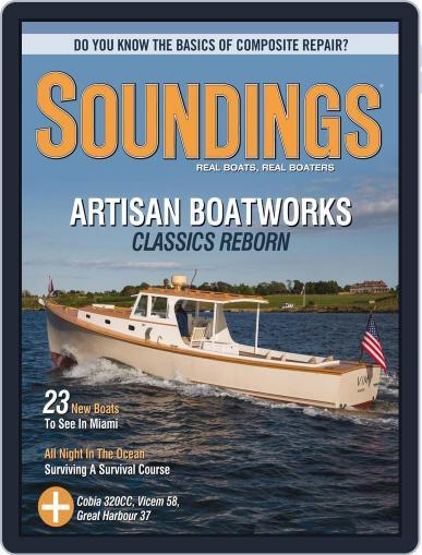 Soundings February 1st, 2018 Digital Back Issue Cover