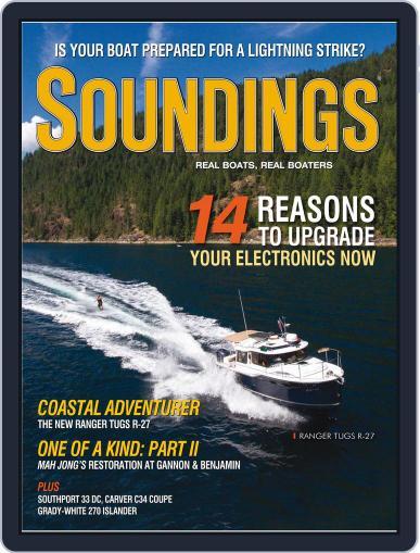 Soundings January 1st, 2018 Digital Back Issue Cover