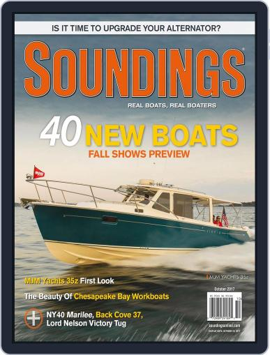 Soundings October 1st, 2017 Digital Back Issue Cover