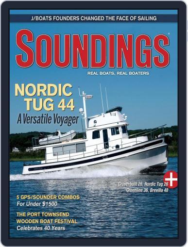 Soundings January 1st, 2017 Digital Back Issue Cover