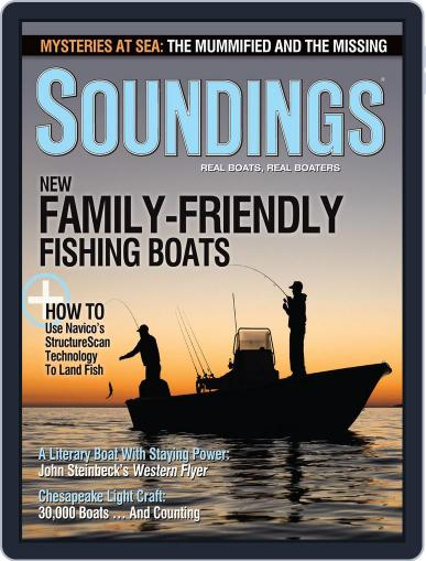 Soundings April 12th, 2016 Digital Back Issue Cover