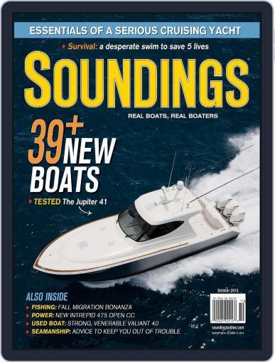Soundings September 17th, 2013 Digital Back Issue Cover