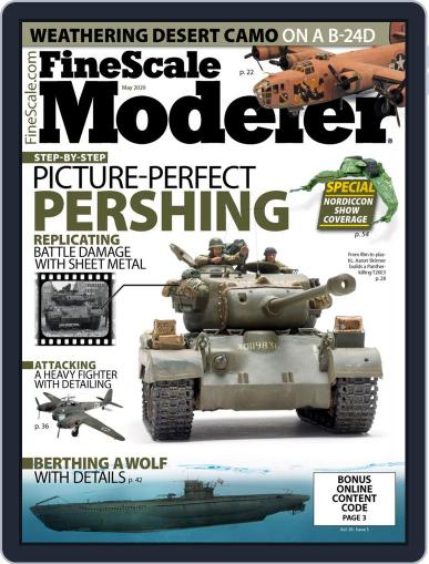 FineScale Modeler (Digital) May 1st, 2020 Issue Cover