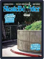 Skateboarder (Digital) Subscription August 1st, 2012 Issue