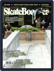 Skateboarder (Digital) Subscription October 1st, 2011 Issue