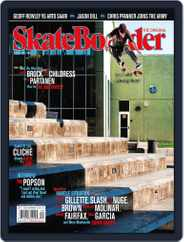 Skateboarder (Digital) Subscription July 19th, 2011 Issue