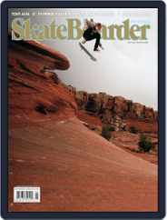 Skateboarder (Digital) Subscription March 15th, 2011 Issue