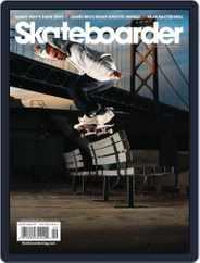 Skateboarder (Digital) Subscription September 1st, 2010 Issue