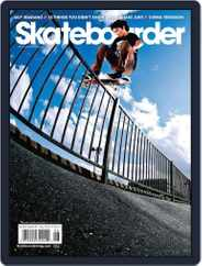 Skateboarder (Digital) Subscription August 1st, 2010 Issue