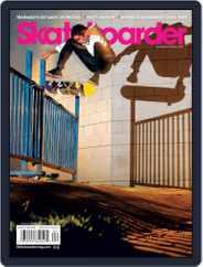 Skateboarder (Digital) Subscription February 16th, 2010 Issue