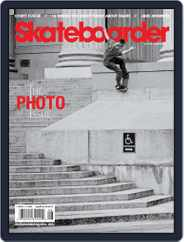 Skateboarder (Digital) Subscription August 1st, 2009 Issue
