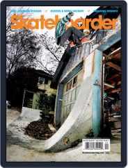 Skateboarder (Digital) Subscription February 3rd, 2009 Issue