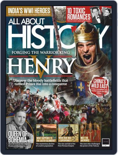 All About History April 1st, 2020 Digital Back Issue Cover