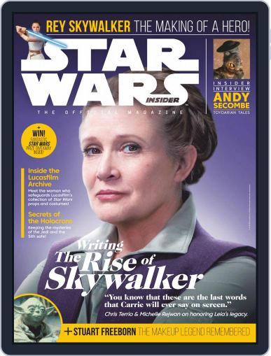 Star Wars Insider April 1st, 2020 Digital Back Issue Cover