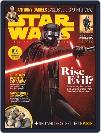 Star Wars Insider November 1st, 2019 Digital Back Issue Cover