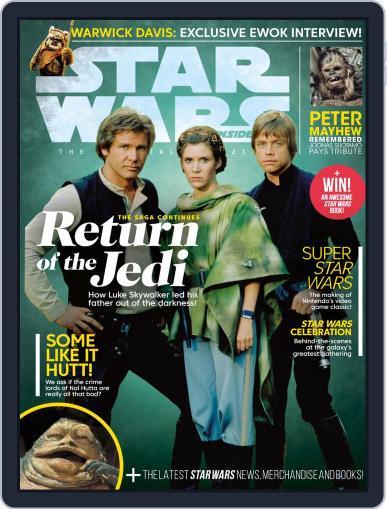 Star Wars Insider August 1st, 2019 Digital Back Issue Cover