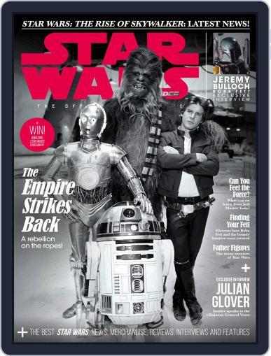 Star Wars Insider July 1st, 2019 Digital Back Issue Cover