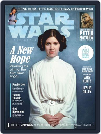 Star Wars Insider May 1st, 2019 Digital Back Issue Cover