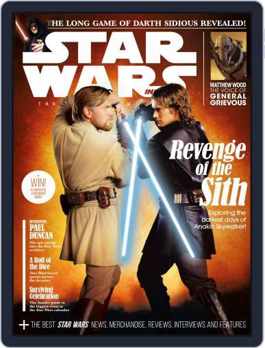 Star Wars Insider April 1st, 2019 Digital Back Issue Cover