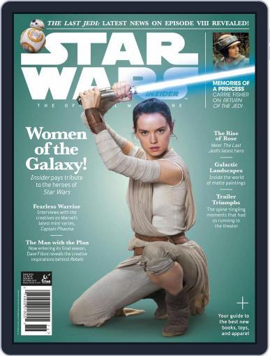 Star Wars Insider (Digital) October 1st, 2017 Issue Cover