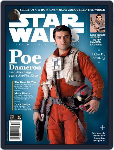 Star Wars Insider September 1st, 2017 Digital Back Issue Cover