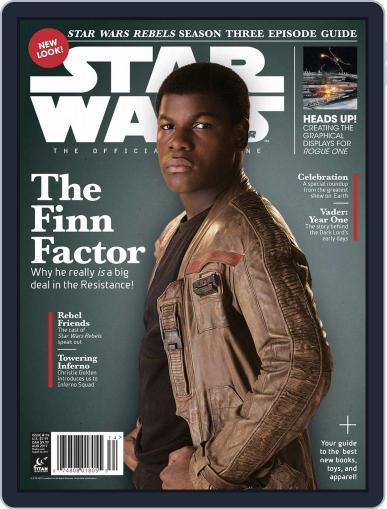 Star Wars Insider July 1st, 2017 Digital Back Issue Cover