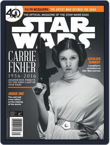 Star Wars Insider March 1st, 2017 Digital Back Issue Cover
