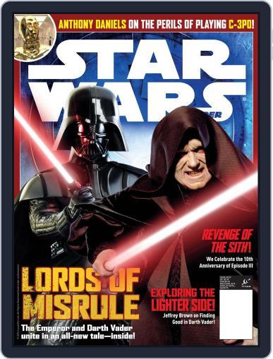 Star Wars Insider (Digital) April 20th, 2015 Issue Cover