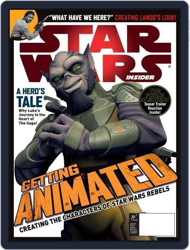 Star Wars Insider (Digital) January 26th, 2015 Issue Cover