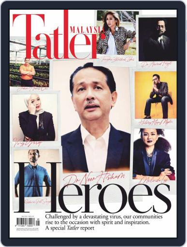Tatler Malaysia (Digital) May 1st, 2020 Issue Cover