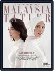 Tatler Malaysia (Digital) Subscription August 1st, 2018 Issue