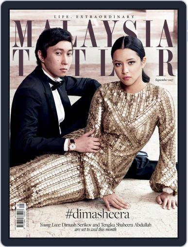 Tatler Malaysia (Digital) September 1st, 2017 Issue Cover