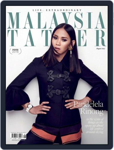 Tatler Malaysia (Digital) August 1st, 2017 Issue Cover