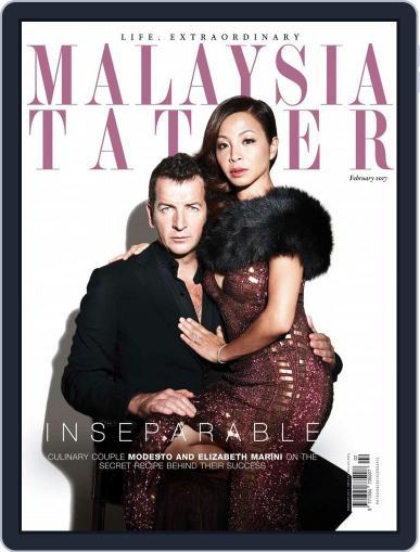 Tatler Malaysia (Digital) February 1st, 2017 Issue Cover