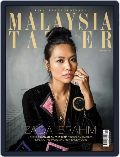 Tatler Malaysia (Digital) November 1st, 2016 Issue Cover