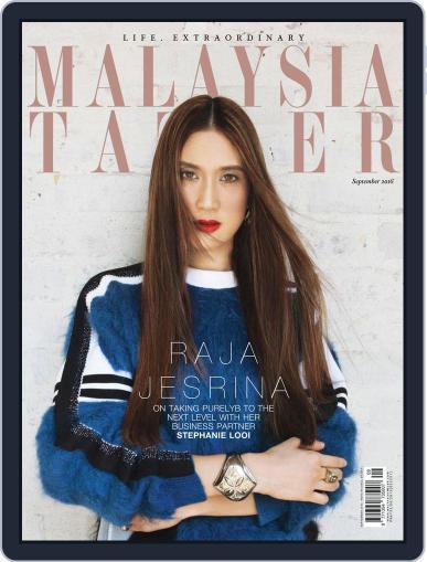 Tatler Malaysia (Digital) September 1st, 2016 Issue Cover