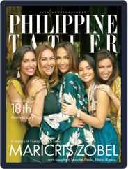 Tatler Philippines (Digital) Subscription September 1st, 2019 Issue
