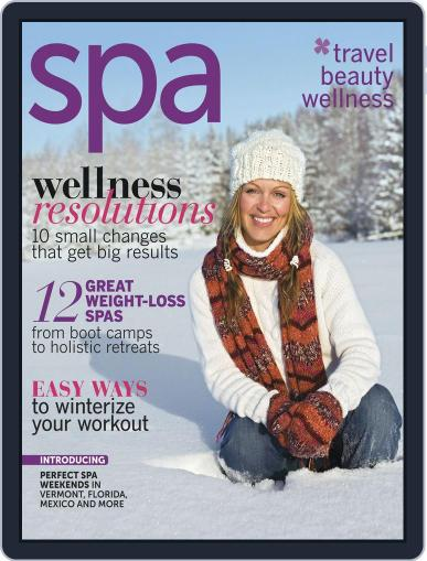 Spa December 20th, 2011 Digital Back Issue Cover