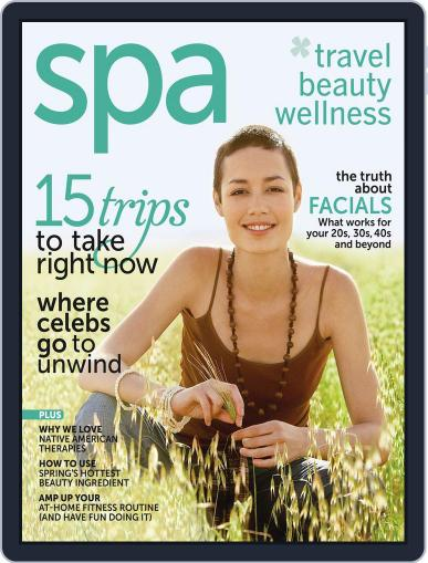 Spa February 22nd, 2011 Digital Back Issue Cover
