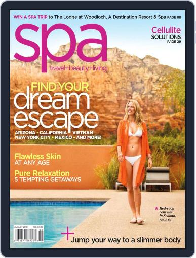 Spa June 29th, 2010 Digital Back Issue Cover