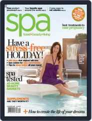 Spa (Digital) Subscription December 1st, 2009 Issue