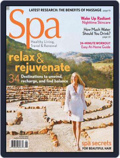 Spa June 14th, 2007 Digital Back Issue Cover
