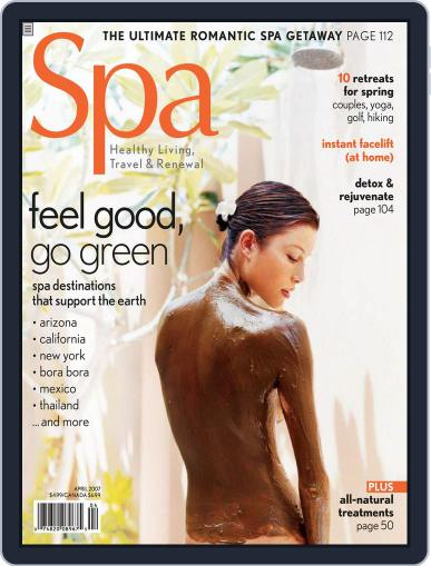 Spa February 8th, 2007 Digital Back Issue Cover