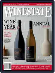 Winestate (Digital) Subscription January 1st, 2020 Issue